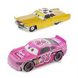 Набор машинок tex dinoco and reb meeker die cast car set - cars 3 тачки 3