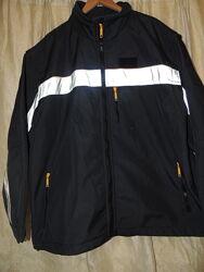 шикарная качественная рабочая куртка-трансформер 2 в 1  на весну  ХХXL 124&92