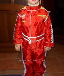 Продам новогодний костюм гонщика из мультфильма Тачки
