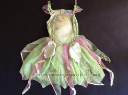 Карнавальное платье Феи Динь Динь 5-8 лет