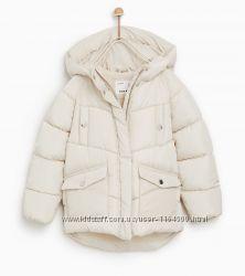 Демисезонная куртка на девочку ZARA Испания Размер 122, 128, 134, 140, 152
