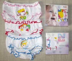 Трусы для новорожденных под памперс Польша