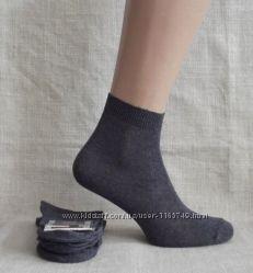 Носки шкарпетки подросток простые хб 23р Червоноград