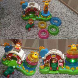 Ферма детская развивающая игрушка Kiddieland