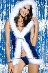 Новогодний костюм SnowFlake dress Obsessive
