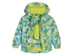 Теплая термо куртка на девочку р. 98-104 лыжная курточка Lupilu, Германия
