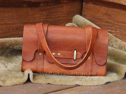 217379ac0c49 Кожаная женская сумка, ручной работы, 7990 грн. Женские сумки купить ...