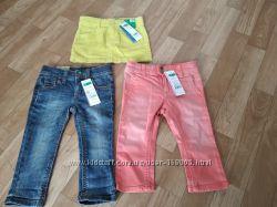 Детские джинсы, штаны лосины, юбка от Benetton