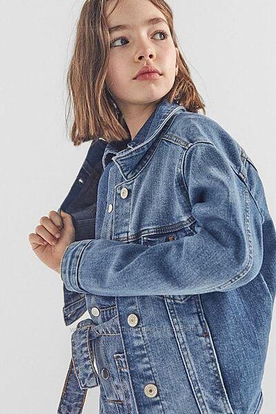 Джинсовка Zara 116 6лет  джинсовая куртка курточка Zara Зара