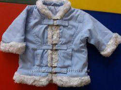 Демисезонная куртка 3-6 мес. Mothercare