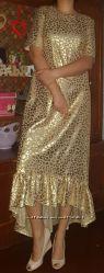 Эксклюзивное подиумное  платье на Новый Год от Petro Soroka