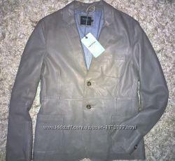 Пиджак из натуральной кожи IMPERIAL Италия