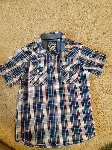 Сорочка рубашка Palomino, ріст 116