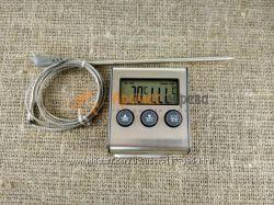 Термометр с сигнализатором