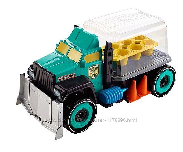 Машина грузовик Садовод Matchbox Grow Pro Playset