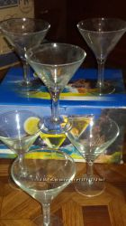 Распродаю Бокалы для мартини 6 шт Новые в упаковке