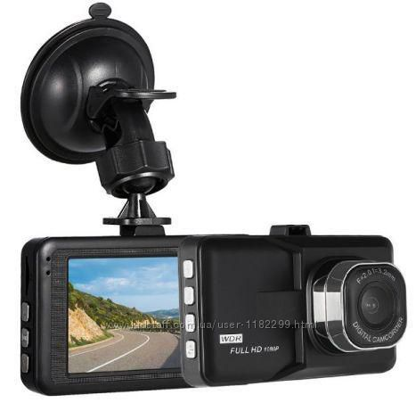 Видеорегистратор Car Dvr 101  Full HD HDMI металлический корпус