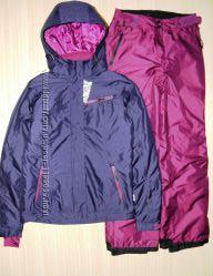 Лыжный костюм Crivit женский фиолетовый. Германия