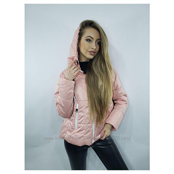 Молодежная куртка Over Size  размеры с 42  по 54 весна демисезон