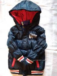 Акция Курточки для мальчиков LUPILU. Подарок