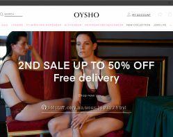 BIMBA Y LOLA Massimo Dutti Urerque Top shop Zara home Oysho без комиссии