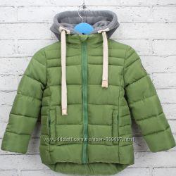 Теплая зимняя куртка EX. UA