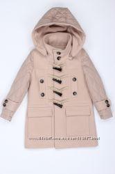 Красивое шерстяное пальто