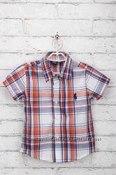 Стильные хлопковые тениски для мальчиков
