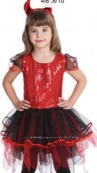 Костюм на Хеллоуин, США, 4-6 лет