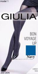 Теплые колготки  Bon Voyage Up 200
