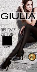 Тёплые хлопковые колготки Delicate cotton 150