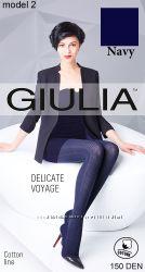Теплые колготки Delicate voyage 150 Giulia