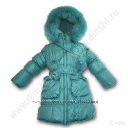 Тёплое пальто Donilo