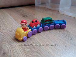 Игрушка мини поезд