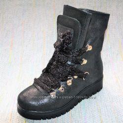 Зимние лунные ботинки, Bistfor р 31-35