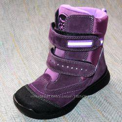 Зимние ботинки на мембране, Тигина р. 28-33