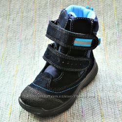 Зимние ботинки на мембране, Тигина р 22, 23, 24, 25 , 26, 27