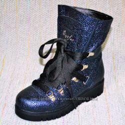 Зимние лунные ботинки, Bistfor р 31-36