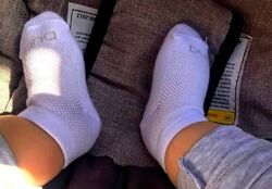 Детские носочки Дюна в сеточку, в наличии.