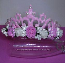 Нарядные короны - диадемы