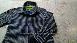 Стильная детская рубашка на 1, 5-2, 5 года