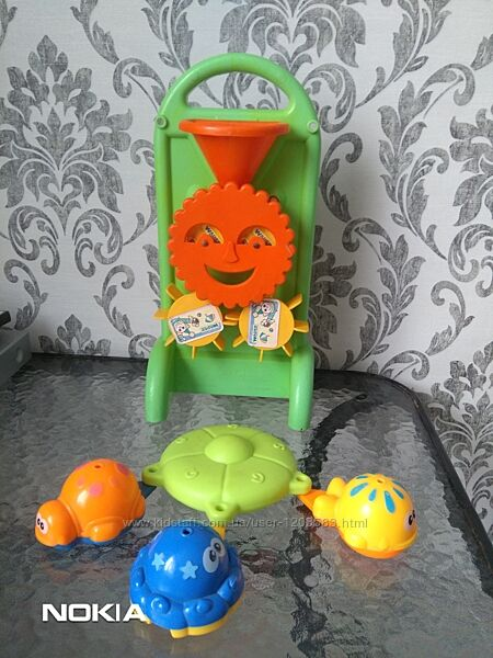 Игрушки для ванной, для купания