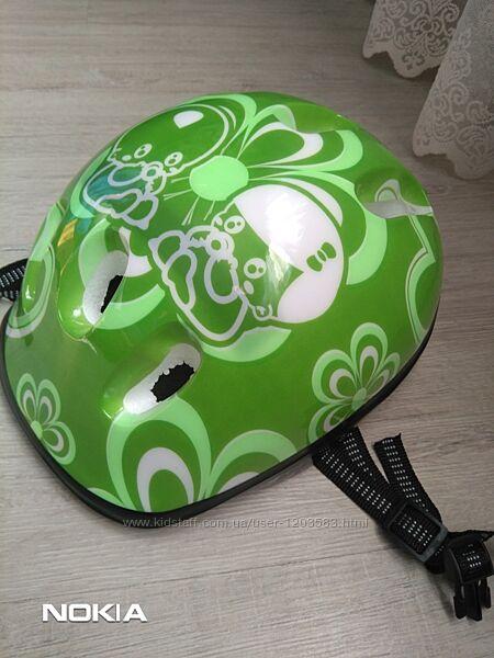 Шлем для роликов и велосипеда. новый.