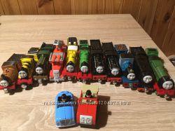 Паровозики Томас и друзья