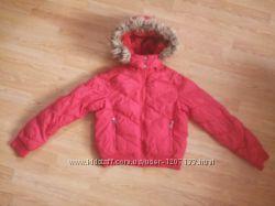 Зимняя куртка короткая с капюшоном Tally Weijl