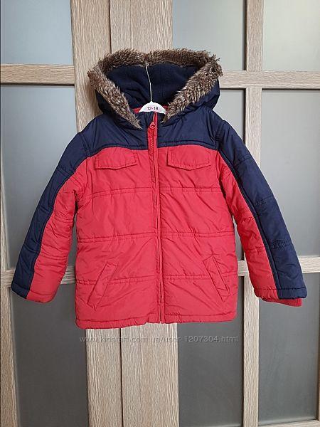 Курточка демисезонная Mini Club на мальчика 3-4 года