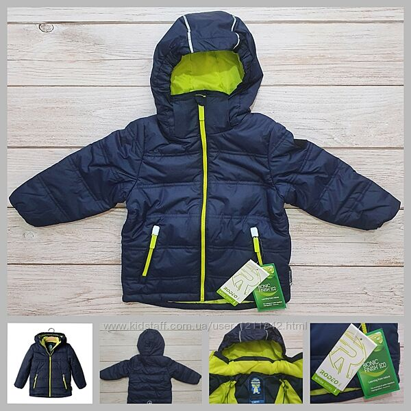 Зимняя термо куртка C&A Rodeo 92см