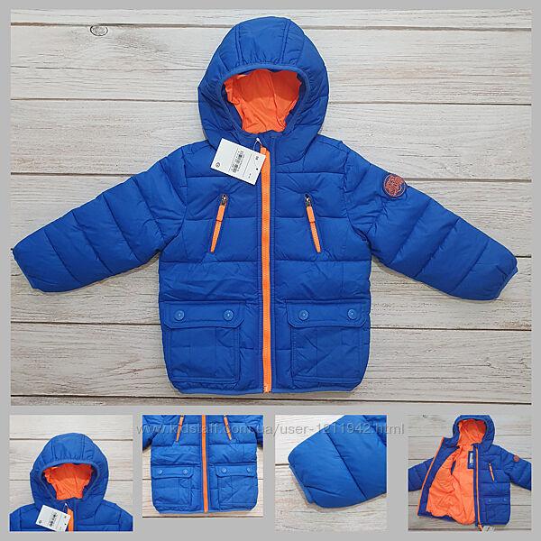 Зимняя куртка на мальчика 98р C&A Palomino. Германия