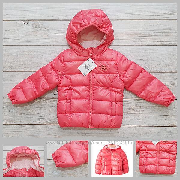 Демисезонная куртка для девочки C&A Palomino Германия 92