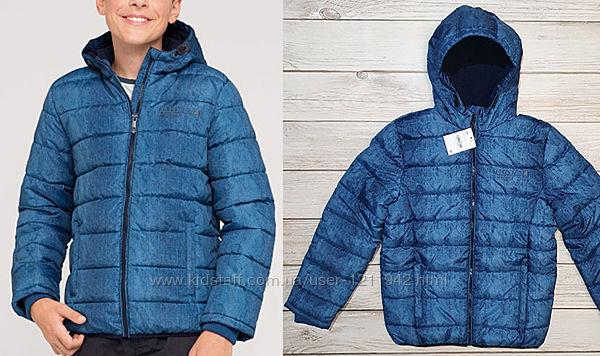 Теплая куртка на мальчика  C&A Here&There 164, 176 Германия